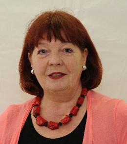Die Fraktionsvorsitzende der SPD-Kreistagsfraktion, Irmgard Kircher-Wieland