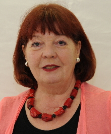Die SPD-Fraktionsvorsitzende im Kreistag: Irmgard Kircher-Wieland