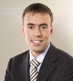 Der neugewählte Landesvorsitzende Nils Schmid MdL
