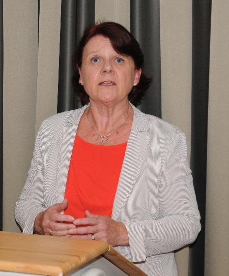 Großer Vertrauensbeweis für die Bundestagsabgeordnete Annette Sawade